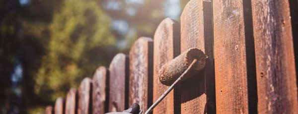 Wooden-Fencing